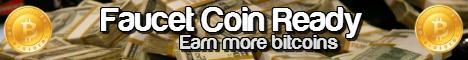Faucet Coin Ready